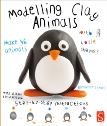 Modelling Clay Animals, Paperback Book