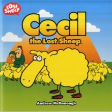 Cecil, The Lost Sheep, Paperback Book