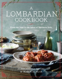 A Lombardian Cookbook, Hardback Book