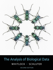 The Analysis of Biological Data, Hardback Book