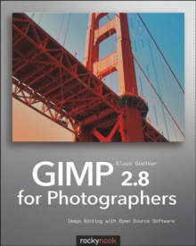 GIMP 2.8 for Photographers, Paperback Book
