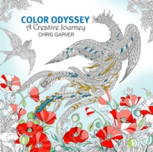 Color Odyssey : A Creative Coloring Journey, Paperback Book