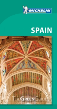 Green Guide Spain, Paperback Book