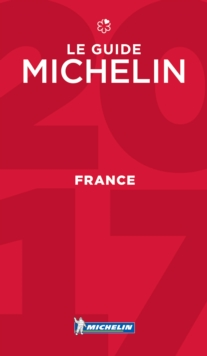 Michelin Guide France, Paperback Book