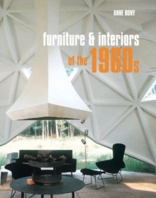 Furniture and Interiors of the 1960s, Hardback Book