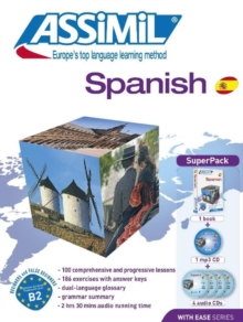 Spanish Super Pack, Mixed media product Book