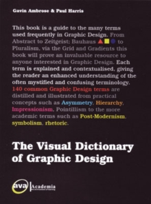 The Visual Dictionary of Graphic Design, Paperback Book
