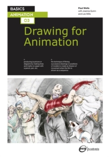 Basics Animation 03: Drawing for Animation, Paperback Book