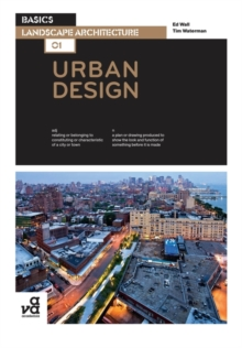 Basics Landscape Architecture 01: Urban Design, Paperback Book