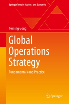 Global operations strategy options
