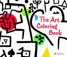 The Art Coloring Book, Paperback Book