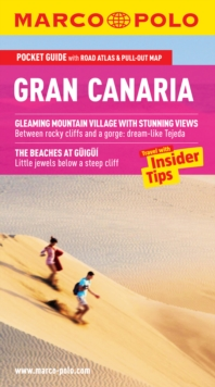 Gran Canaria Marco Polo Pocket Guide, Mixed media product Book