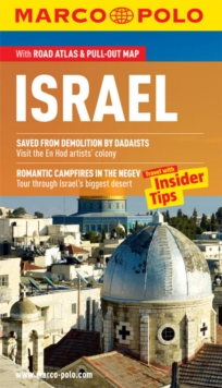 Israel Marco Polo Guide, Mixed media product Book