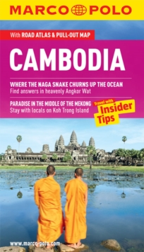 Cambodia Marco Polo Guide, Mixed media product Book