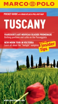 Tuscany Marco Polo Pocket Guide, Mixed media product Book