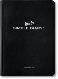 Keel's Simple Diary Volume Two (black): The Ladybug Edition, Diary Book