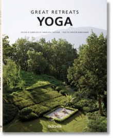 Great Yoga Retreats, Hardback Book