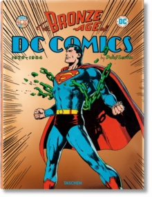 The Bronze Age of DC Comics, Hardback Book