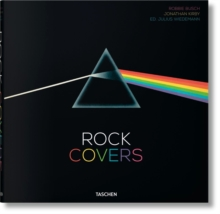 Rock Covers, Hardback Book