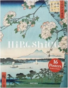 Hiroshige : Poster Box, Other printed item Book
