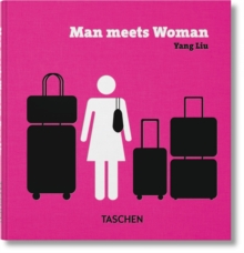 Yang, Liu. Man Meets Woman, Hardback Book