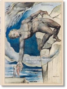 William Blake : The Drawings for Dante's Divine Comedy, Hardback Book