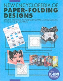 New Encyclopedia of Paper Folding Design, Paperback Book