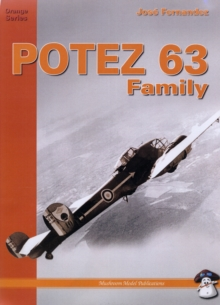 Potez 63 Family, Paperback Book