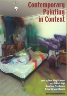 Contemporary Painting in Context, Hardback Book