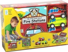 My Little Fire Station, Hardback Book