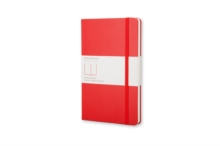 Moleskine Pocket Plain Notebook Red, Notebook / blank book Book