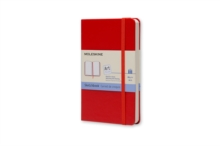 Moleskine Pocket Sketch Book Red, Notebook / blank book Book
