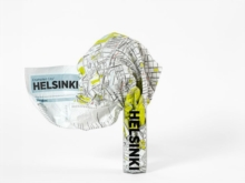 Helsinki, Sheet map Book
