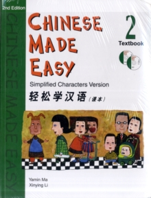 Chinese Made Easy : Simplified Characters Version Textbook Bk. 2, Paperback Book