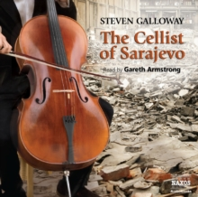 The Cellist of Sarajevo, CD-Audio Book