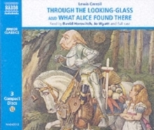 Through the Looking Glass and What Alice Found There, CD-Audio Book