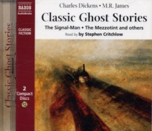 Classic Ghost Stories, CD-Audio Book