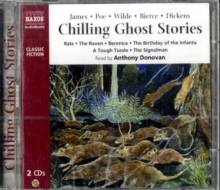 Chilling Ghost Stories, CD-Audio Book