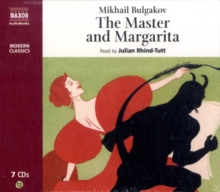 The Master and Margarita, CD-Audio Book