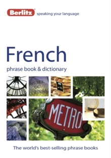 Berlitz: French Phrase Book & Dictionary, Paperback Book