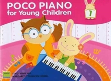 Poco Piano 1 : For Young Children, Book Book