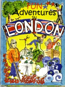 Fun Adventures in London, Cards Book