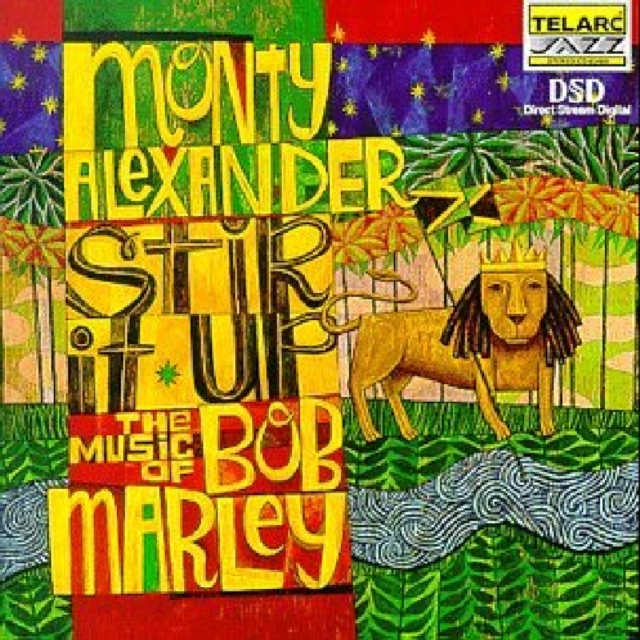 Stir It Up: The Music Of Bob Marley, Monty Alexander, 0089408346927
