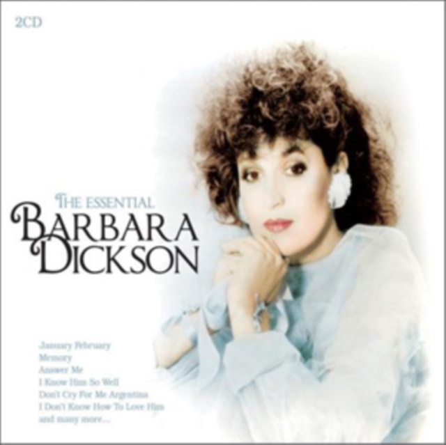 The Essential Barbara Dickson, Barbara Dickson, 0698458715029