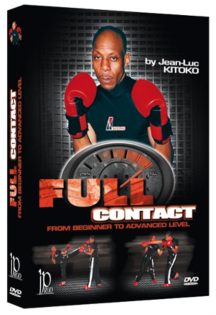 Full Contact: From Beginner To Advanced Level [DVD], 3760081025022