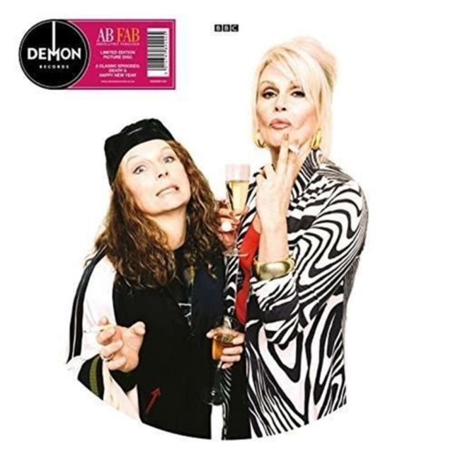 Absolutely Fabulous Picture Disc, 5014797894945