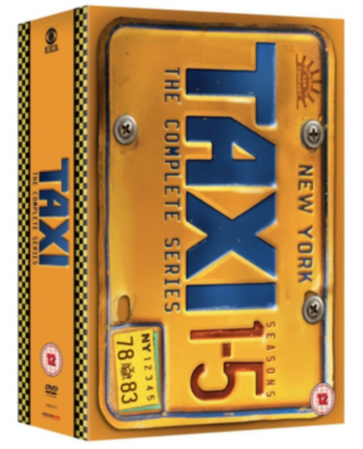 Taxi: The Complete Series [DVD], 5030697035677, Judd Hirsch, Danny DeVito, Mari.
