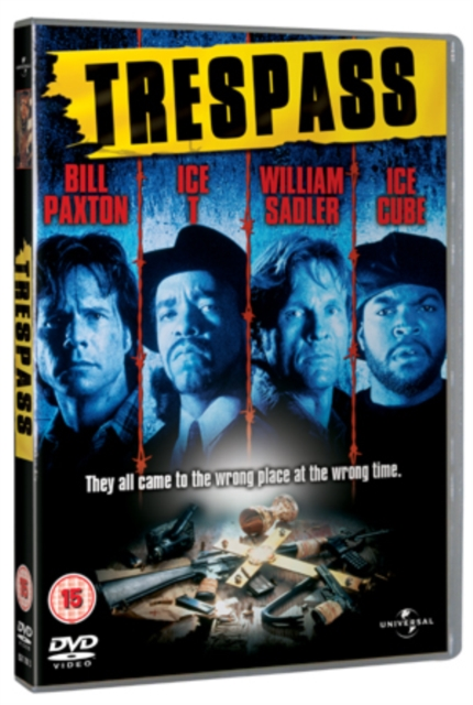 Trespass DVD 5050582478037 Bill Paxton William Sadler IceT Ice Cube Ar - <span itemprop='availableAtOrFrom'>Warwick, United Kingdom</span> - Returns accepted Most purchases from business sellers are protected by the Consumer Contract Regulations 2013 which give you the right to cancel the purchase within 14 days after the day  - Warwick, United Kingdom