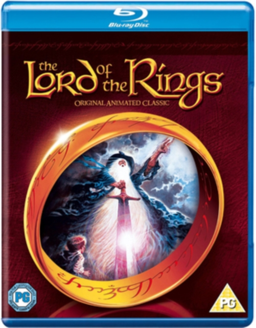 The Lord of the Rings (1978) [Blu-ray] [Region Free], 5051892125796, Christophe.