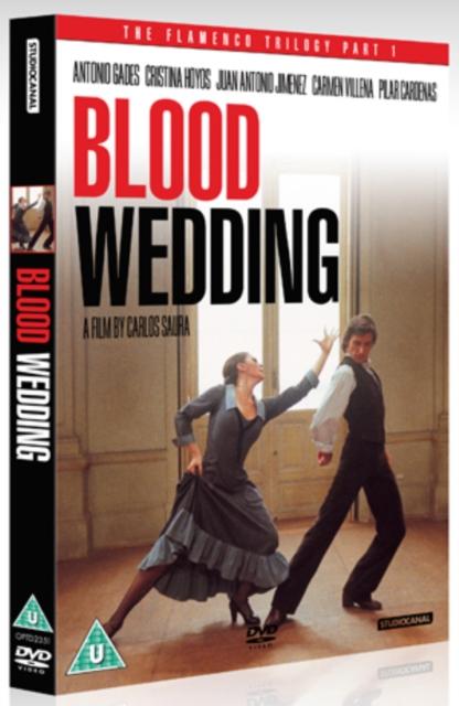 Blood Wedding (Bodas De Sangre) [DVD], 5055201820006, Antonio Gades, Cristina J.